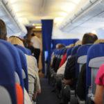 飛行機内での入国カードの書き方