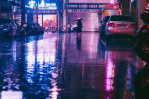 台湾の雨が心配なら持参したい雨具