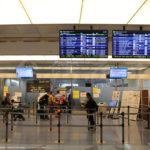 羽田空港国際線での搭乗手続きに関して