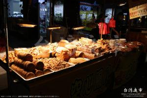 手作りお菓子の屋台