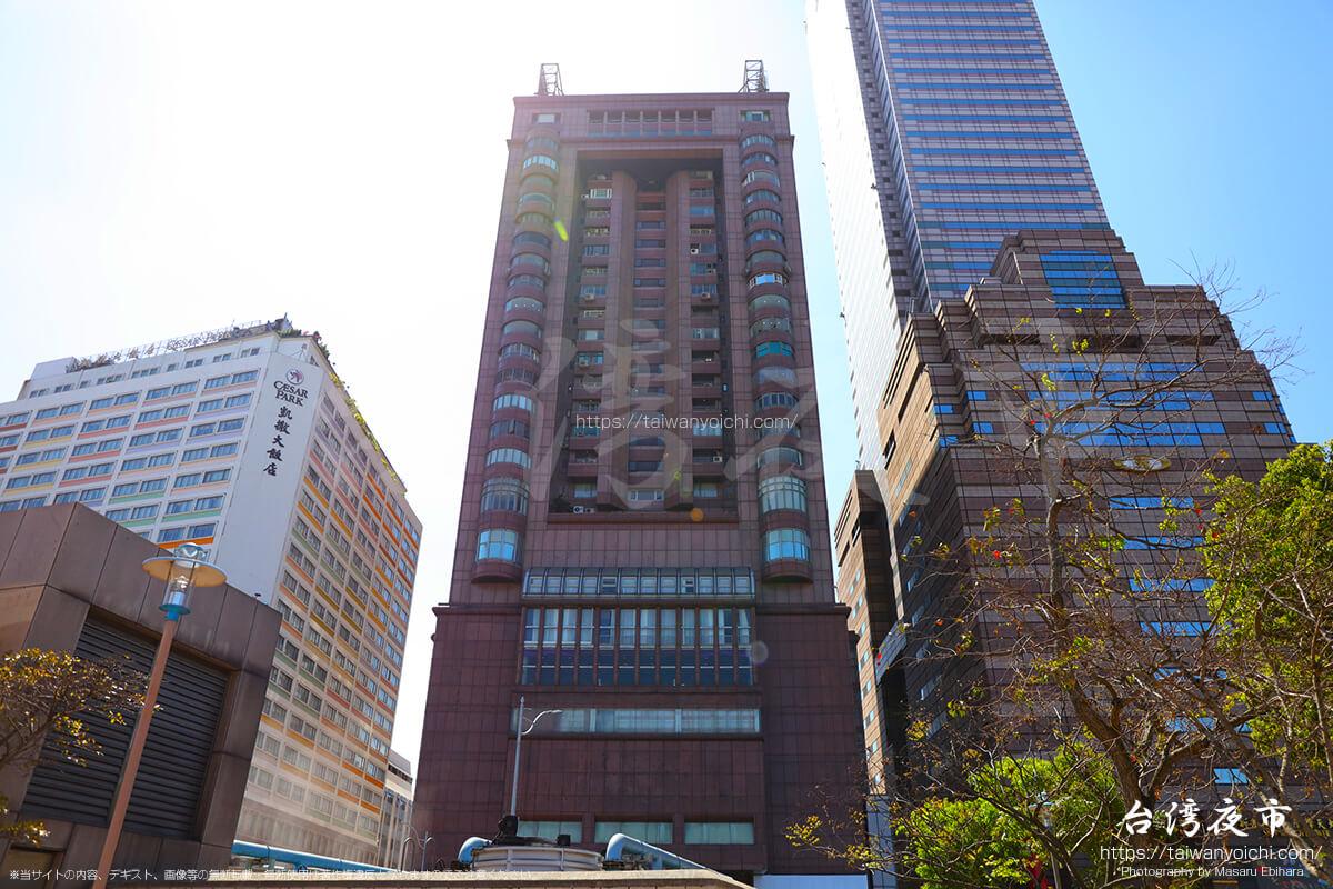 スカイ19ホテル日光拾玖(旧名称:大名ビジネスホテル)の外観