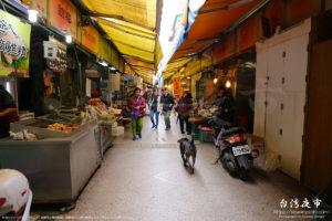 晴光市場の雰囲気と特徴