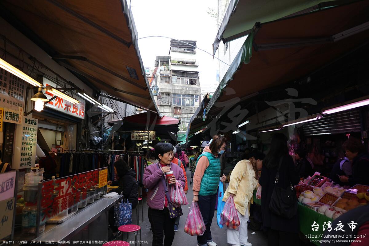 城中市場の雰囲気とおすすめのお店