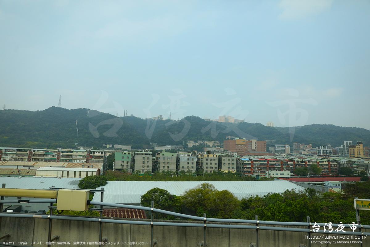 台湾の工場地帯