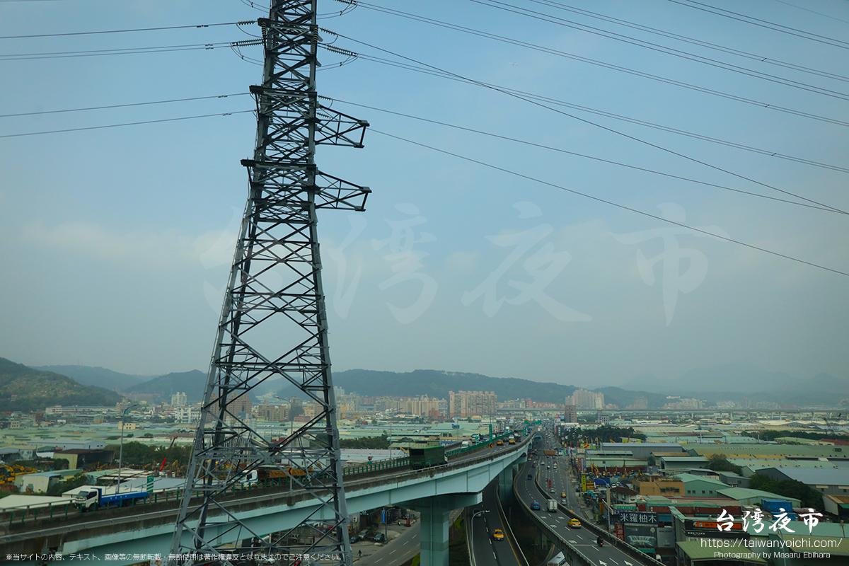 台湾の高速道路