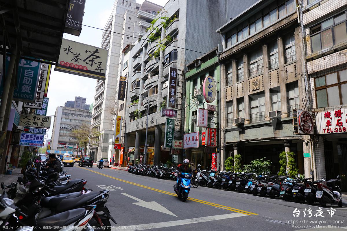 台北はとにかくバイクの量が半端ない