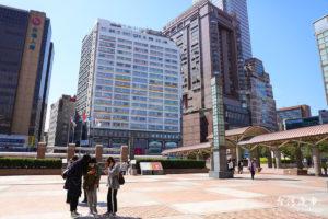 台北駅中央