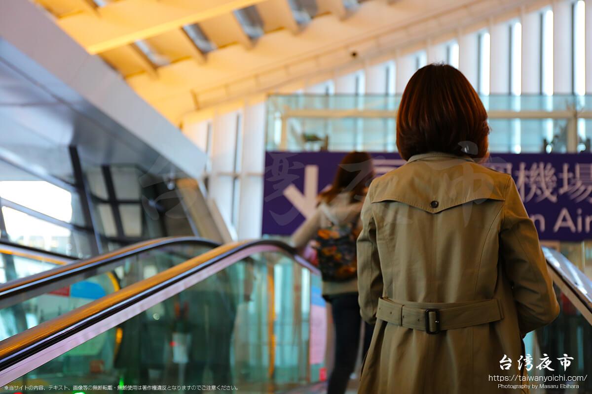 台湾から日本への帰国の流れについて