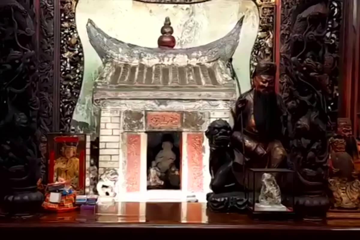 200年以上前の福山宮
